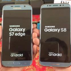 Điện thoại Sam sung Galaxy S8 Edge full box