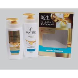 Bộ dầu gội Pantene Pro-V Nhật dành cho tóc thường và tóc dầu