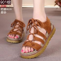 Giày Sandal Nữ chiến binh cá tính mẫu mới nhất hiện nay  - SG0387