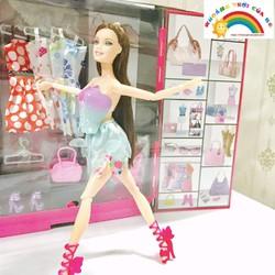 Nơi bán tủ đồ búp bê Barbie giá rẻ, uy tín, chất lượng