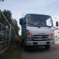 Xe tải Jac 3T45 thùng mui bạt