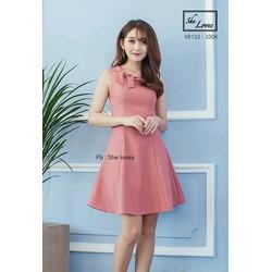 Đầm xòe nữ duyên dáng