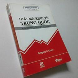 Sách Giải Mã Kinh Tế Trung Quốc