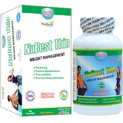 Nubest Thin - Giảm cân nhanh, hiệu quả từ thiên nhiên