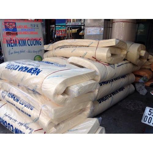 NỆM CAO SU KIM CƯƠNG HAPPYGOLD 1,8M- 2M-10CM
