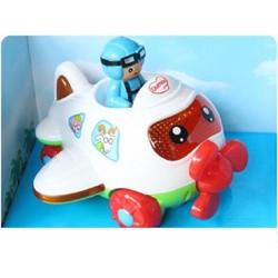 Đồ chơi Máy bay hoạt hình dùng pin VBC-2278 Dumex