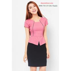 ĐẦM PEPLUM CÔNG SỞ THỜI TRANG, THANH LỊCH TT465