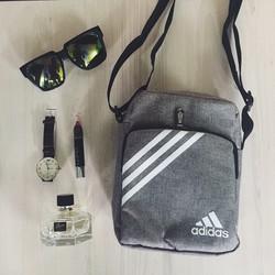 [Greenlife Shop] Túi đeo chéo mini đựng Ipad xám