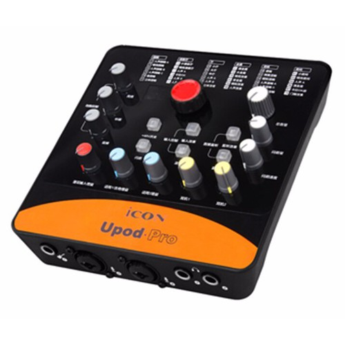 Sound card USB - ICON Upod Pro