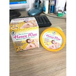 Gel honey wax triệt lông vĩnh viện với tinh chất mật ong