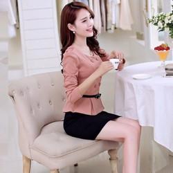 Đầm ôm công sở cực đẹp DS0633