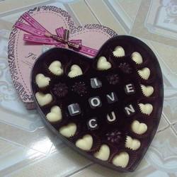 Socola Valentine TPHCM