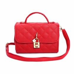 Túi khóa hoa thời trang