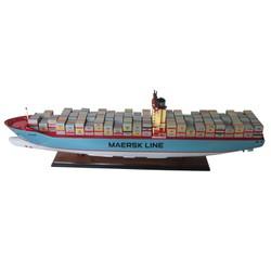 Mô Hình Tàu Container Emma Mærsk 94cm - Gỗ