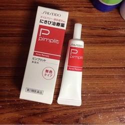 Kem bôi đặc trị mụn Shiseido Pimplit