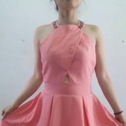 Đầm xòe hàng quảng châu