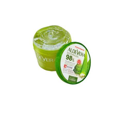 Gel dưỡng thể từ Nha Đam ORGANIA Nature Aloe Vera 300g