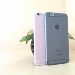 Nắp Lưng OU Case Frosting TPU iPhone 6 Plus.6S Plus
