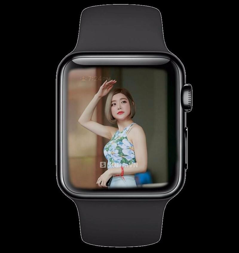 điện thoại đồng hồ SAMSUNG- siêu nét mã E99 1