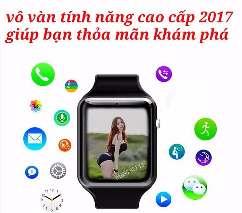 điện thoại đồng hồ SAMSUNG- siêu nét mã E99 3