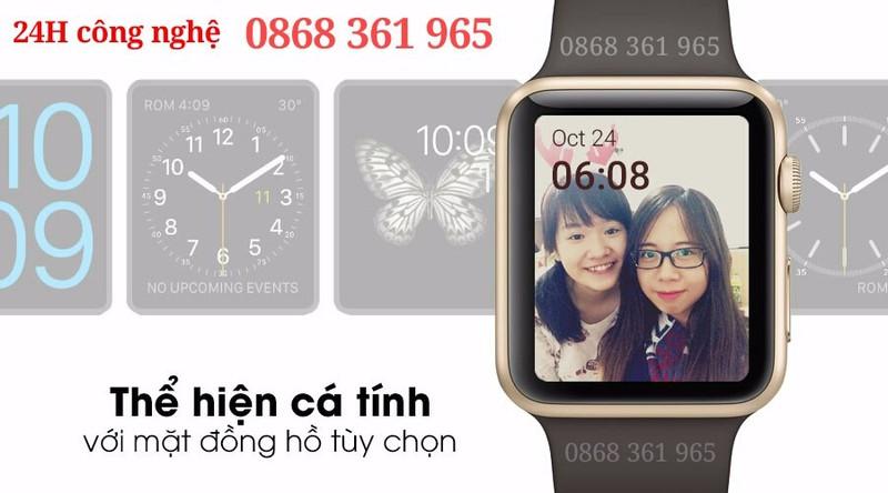 điện thoại đồng hồ SAMSUNG- siêu nét mã E99 6