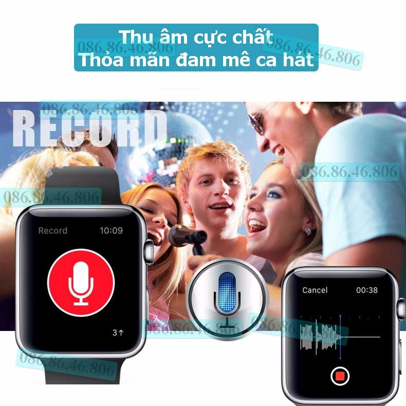 Đồng hồ thông minh Apple watch 1 16