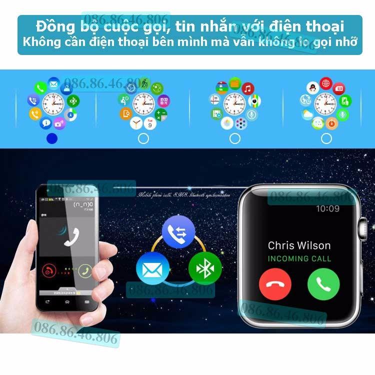 Đồng hồ thông minh Apple watch 1 13