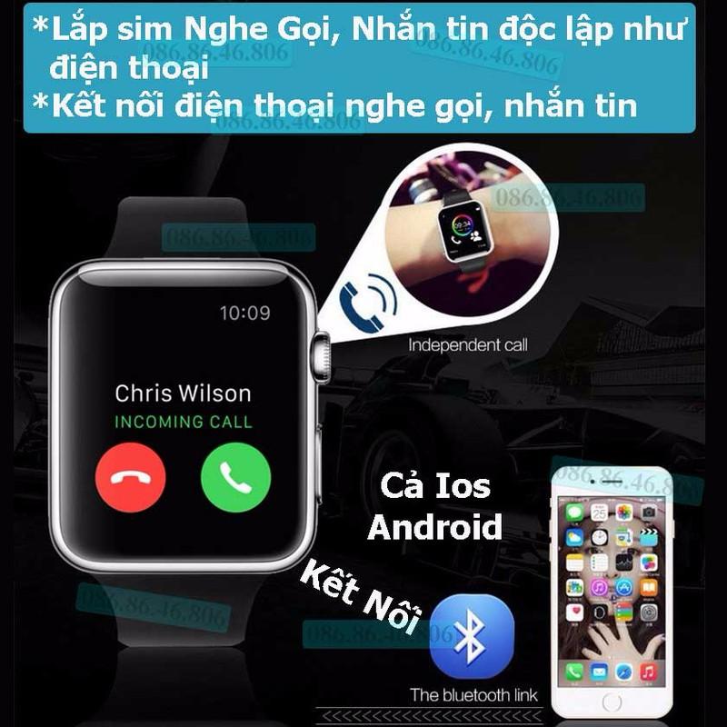 Đồng hồ thông minh Kingwear PRO PLUS SN08 9