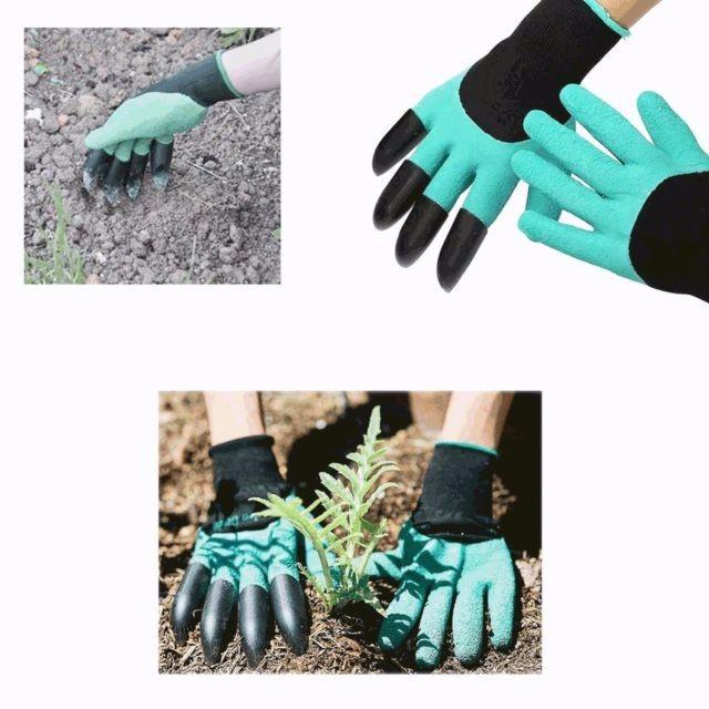 Găng tay làm vườn Garden genie gloves 2