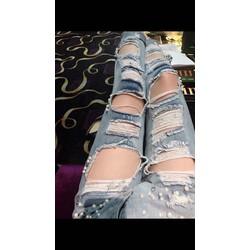 Quần jeans rách _MỎ CHU SHOP