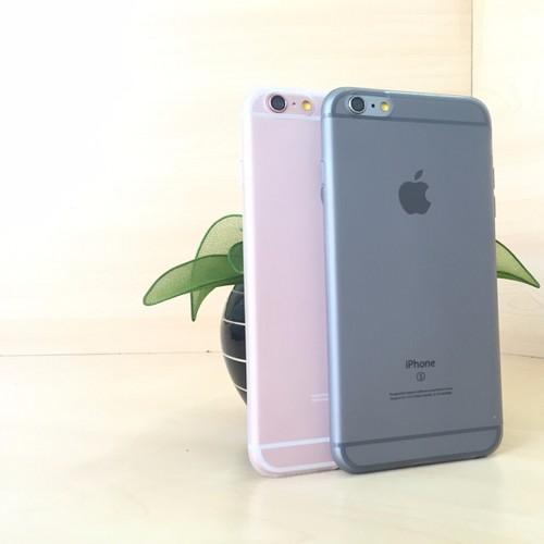 Ốp lưng trong mờ Vu Case Frosting TPU iPhone 6 6S - 11408793 , 19627882 , 15_19627882 , 70000 , Op-lung-trong-mo-Vu-Case-Frosting-TPU-iPhone-6-6S-15_19627882 , sendo.vn , Ốp lưng trong mờ Vu Case Frosting TPU iPhone 6 6S