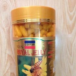 Sữa ong chúa thượng hạng Úc Royal Jelly Costar 1450mg