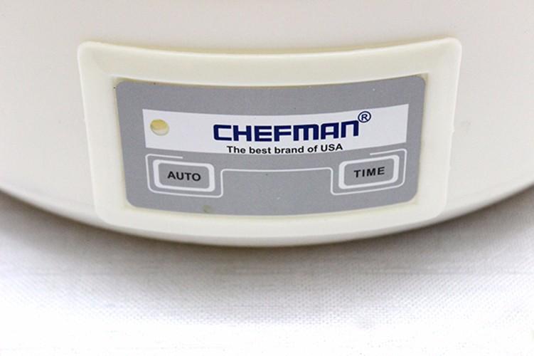 máy làm sữa chua chefman 16 cốc 6