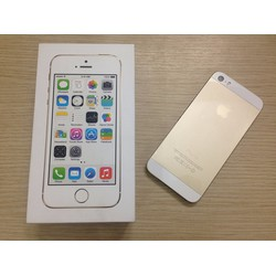 Điện thoại IPHONE 5s - 16G quốc tế LIKENEW