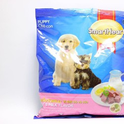 Thức ăn chó con smartheart 400g