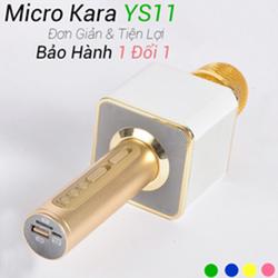 Micro kiêm loa bluetooth karaoke kèm loa