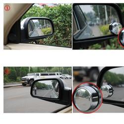 cặp Gương phụ dạng cầu dùng cho xe ô tô