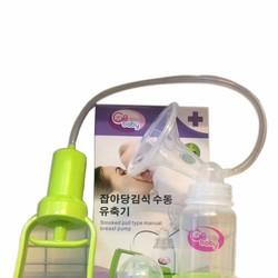 Máy hút sữa bằng tay không BPA GB- Baby HQ