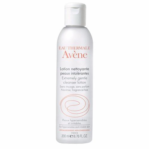 Lotion rửa mặt da nhạy cảm, kích ứng Extremely Cleanser 200ml Avene