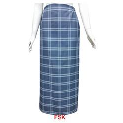 Váy chống nắng-pha họa tiết