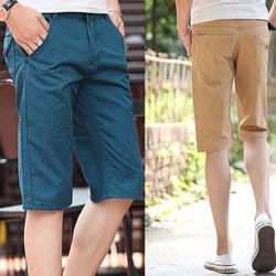 Quần kaki short nam cá tính-QS43