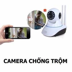 Camera mini wifi ip 360 ngoài trời không dây