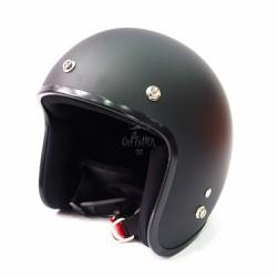 Mũ Bảo Hiểm Asia - Đen Nhám