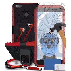 Ốp lưng cho điện thoại Xiaomi Mi4s tặng kèm miếng dán màn hình