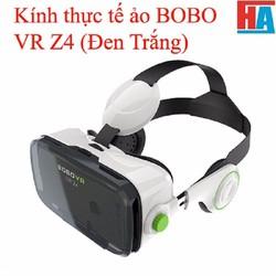 BOBO VR Z4 Đen Trắng