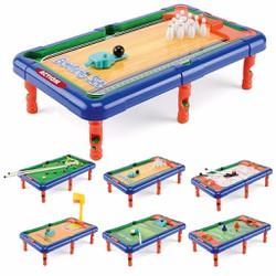 Đồ chơi thể thao Action 6 trong 1 cho trẻ em từ 5 tuổi trở lên