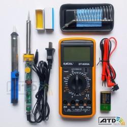 Bộ dụng cụ sửa chữa điện tử 3