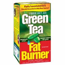Viên uống giảm cân Green Tea Fat Burner 200 viên