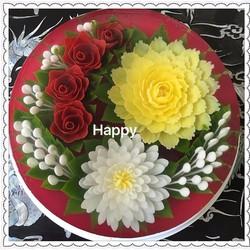 Bánh rau câu sinh nhật 3D - RC011