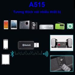 Thiết bị thu nhận sóng bluetooth A515